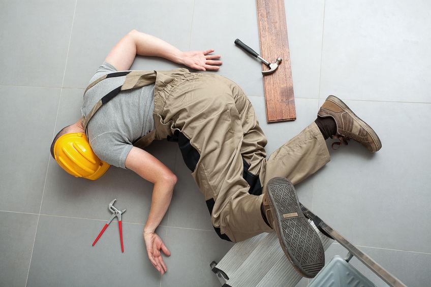 Ne hagyja, hogy kártérítés nélkül kelljen túllépnie egy munkahelyi baleseten!
