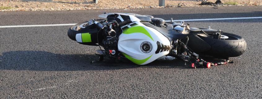 Motorosbaleset kártérítés